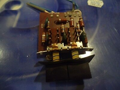Sansui 2000 Stereo Receiver Parting Out Filter Switches + Board