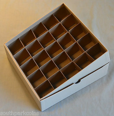 Large Dollar Roll Storage Box - New - Each Box Can Hold Up To 20 Rolls