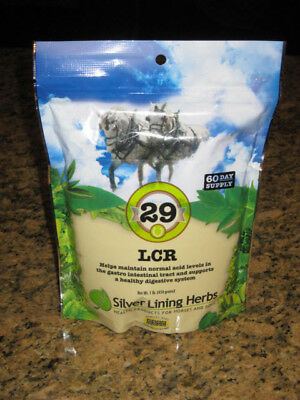 SILVER LINING HERBS #29 LCR Proper Horse Digestive System PH Equine 1 Pound