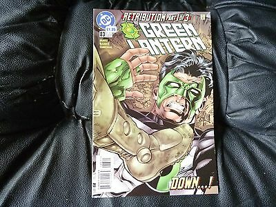 Green Lantern # 83 NM condition 1991 upwards  ND (non Distributed ) in U.K