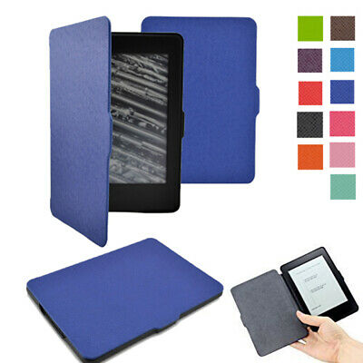 New Ultra Slim Magnetic Leather Smart Case For Amazon Kindle Paperwhite 1 2 3