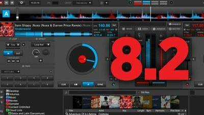 Virtual DJ Pro Infinity 8.2 for Windows 2018 + Instant Delivery - US SELLER