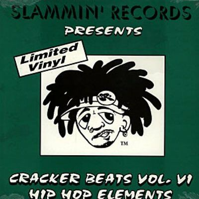 Nubian Crackers - Cracker Beats Vol. 6 Vinyl LP 0714618
