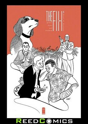 THE FIX VOLUME 3 GRAPHIC NOVEL Collects Issues #9-12 by Nick Spencer Steve Liebe
