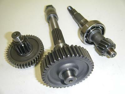 07 08 Taizhou Chuanl Longbo Lb 150 Adventure Transmission Main Drive Shaft Gears