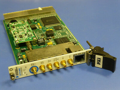 National Instruments PXI-6682 Timing and Synchronization Module, GPS IRIG-B PPS