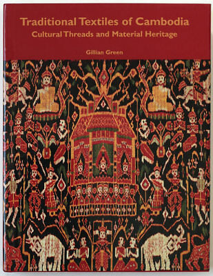 Traditional textiles of Cambodia, 2003 reference work