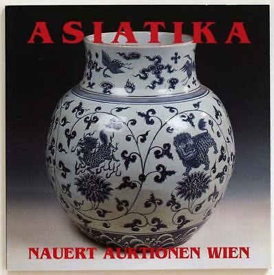 Asiatica, Nauert Vienna, 1998 auction catalogue