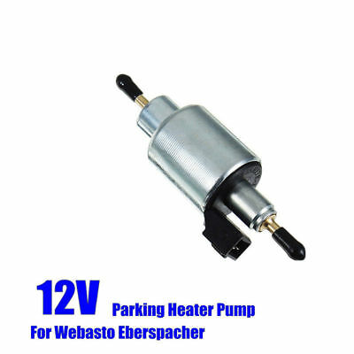 12V Oil Fuel Pump Replacement Kit For 2KW TO 5KW Webasto Eberspacher Heaters