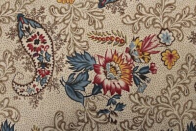 """/""""OLD STURBRIDGE VILLAGE ANNIVERSARY/"""" REPRODUCTION QUILT FABRIC BTY 2834-0129"""