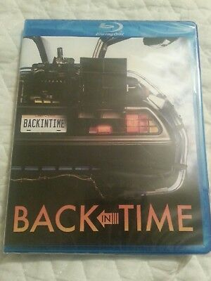 Back In Time (2015 Blu-ray Disc)