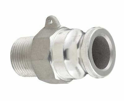 "Dixon G75-F-AL Aluminum A380 Global Type F Cam and Groove Hose Fitting, 3/4"" ..."
