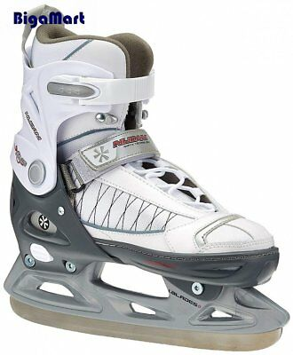 Nijdam Adjustable Ice Hockey Children's Skates Black