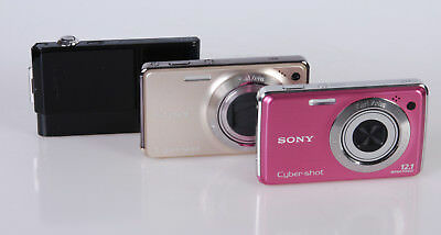 Sony Cyber-shot dummy set (3 Stk.) DSC-W270 W220 T900 - Schaufenster Deko • #