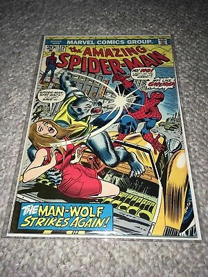 Marvel 1973 The Amazing Spider-Man # 125 - Very Good Condition