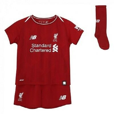 SALE !!! Liverpool FC Infant & Baby Home Kit 2018-2019