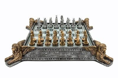 Dal Rossi Italy Egyptian Chess Set  NEW ! ON SALE!