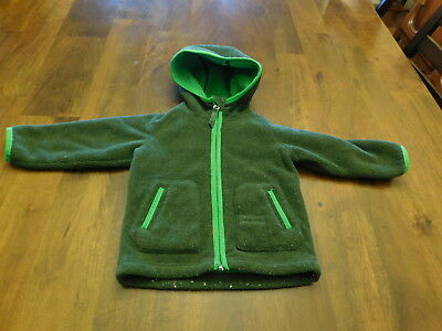 R.E.I. Green Fleece Jacket Size 18 Month Toddler