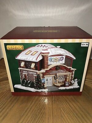 Lemax Pleasant Valley Community Center - Christmas Village 2017 - Free Shipping