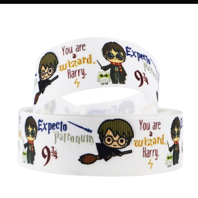 Harry Potter Ribbon Hogwarts You are a Wizard
