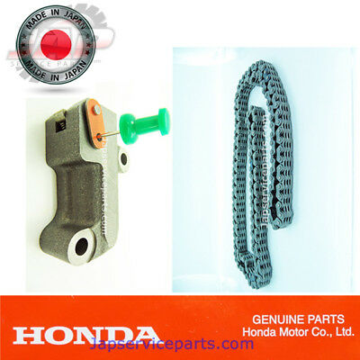 GENUINE HONDA Civic Type R EP3 Integra DC5 K20A CAM TIMING CHAIN AND TENSIONER