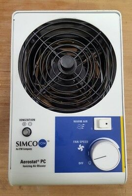 SIMCO 4008087 Benchtop Ionizer 230V (R5S8.3)