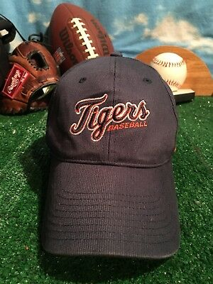 reputable site 1cba6 2377b Nike Detroit Tigers Hat Cap Adjustable H5