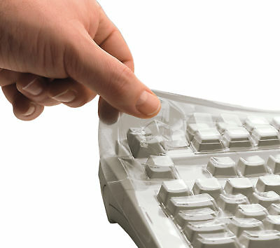 Cherry 6155141 WetEx Keyboard cover Flexible protective film for keyboards