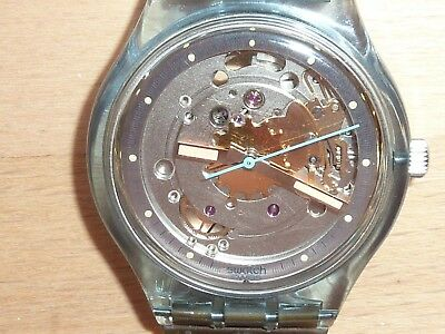 Swatch swiss made automatic 23 jewels