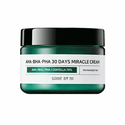 Some By Mi Aha.Bha.Pha 30Days Miracle Cream 50ml / Free Gift / Korean Cosmetics