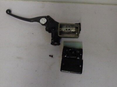 Kawasaki ZZR 1100 D Clutch Master Cylinder and Lever