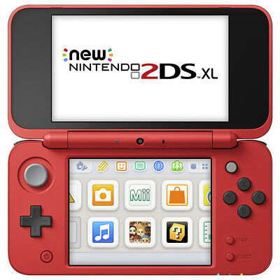 Nintendo New 2DS XL Pokeball Edition (Premium Refurbished by EB Games) - Nintend