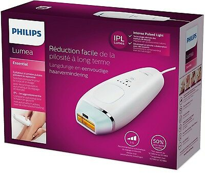 Philips BRI862/00 Lumea IPL Hair Hair Removal System 200.000 Flashes Face&Body