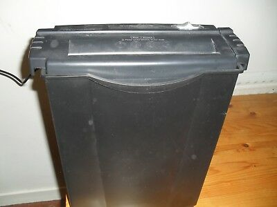 Asda Shredder With Bin - Shreds Up To 5 Sheets Into 6Mm Strips