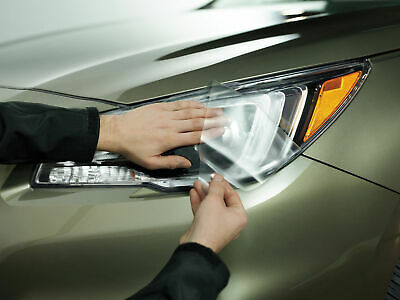 WeatherTech LampGard Headlight Protection Film for 2017-2018 NIssan Rogue