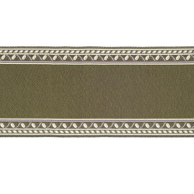 """Dollhouse Miniature Olive Green Stair Runner Carpet 19.5"""" Long 1:12 Scale"""