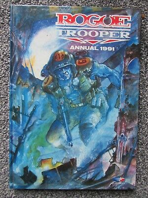 Rogue Trooper annual 1991