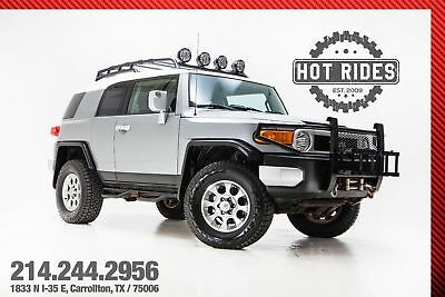 Toyota FJ Cruiser 4x4 Lifted With Upgrades 2012 Toyota FJ Cruiser 4x4 Lifted With Upgrades! 4WD Suv!