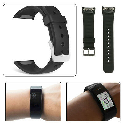 Silicone Replacement Wrist Band Strap Bracelet For Samsung Gear Fit 2 SM-R360 US