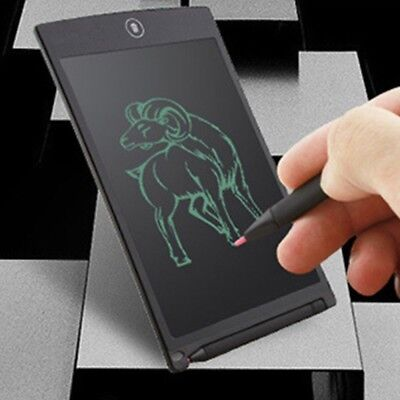 8.5inch Digital LCD Writing Drawing Tablet Pad Graphic eWriter Boards Notepad LN
