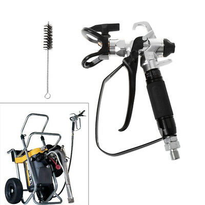 3600PSI Airless Paint Spray Gun For Wagner Sprayers W/ 517 Tip Nozzle Tools Hot