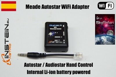Meade Audiostar Autostar 497 WiFi Adapter Skylink Fi Autostar - Meade 505 PC
