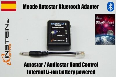 Meade Audiostar Autostar 497 Bluetooth Adapter Skylink BT Autostar - Meade 505