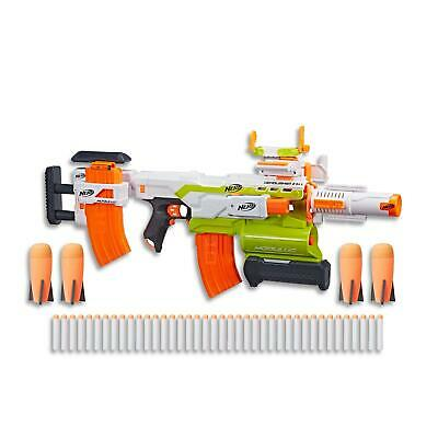 Nerf Modulus Ultimate Mega Pack + Demolisher Blaster - Top Gun In Kids Games