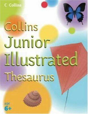 Collins Primary Dictionaries - Collins Junior Illustrated Thesaurus By Evelyn G