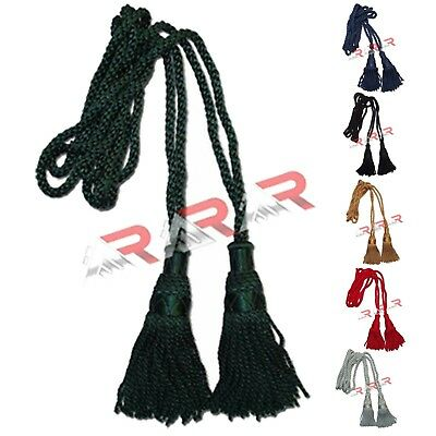 Musical Instruments & Gear Scottish Bagpipe Silk Drone Cord Various Color/highland Bagpipe Silk Drone Cord