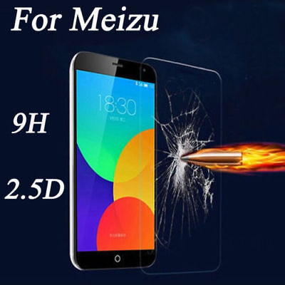 9H Tempered Glass Film Screen Protector Cover For Meizu MX4 MX5 MX6 7 M5 M6 RQ1