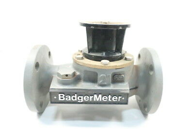 Badger Meter 2in Flanged Flow Meter
