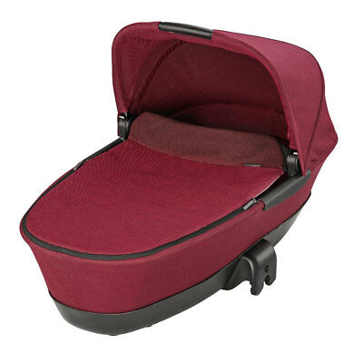 Brand New Maxi Cosi Foldable Carrycot in Robin Red RRP£165