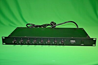 Yamaha MLA7 8-channel In - Out Mic/Line Preamp.